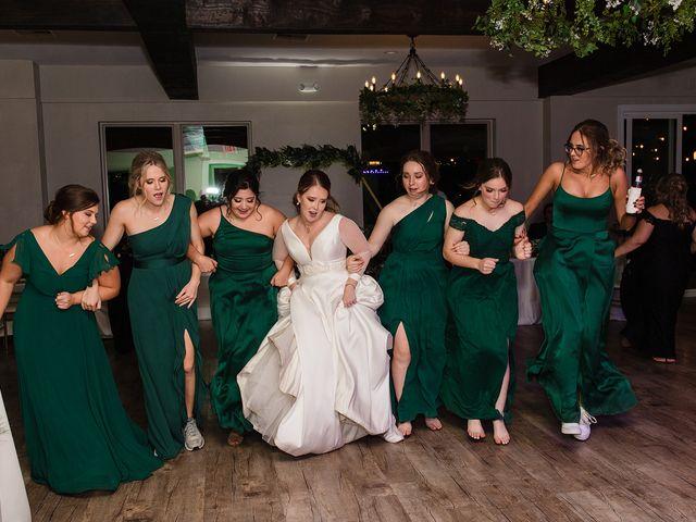 Jonathyn and Kelsey's Wedding in Houston, Texas 87