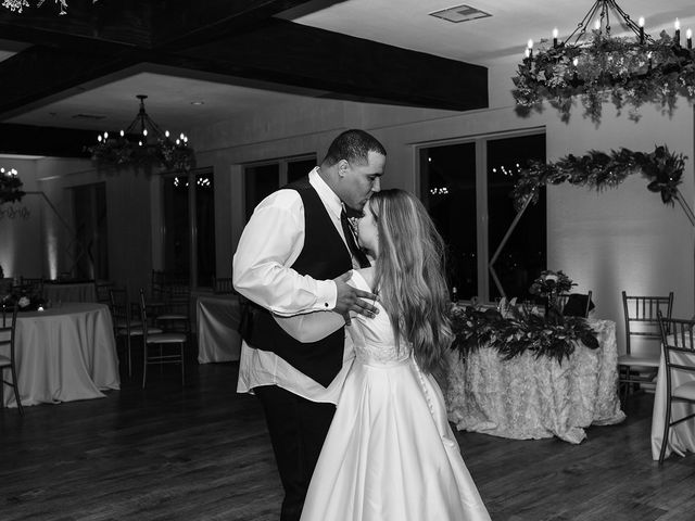 Jonathyn and Kelsey's Wedding in Houston, Texas 90