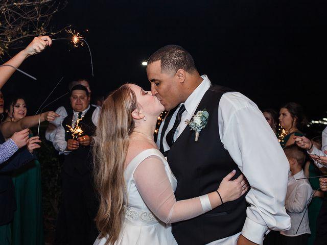 Jonathyn and Kelsey's Wedding in Houston, Texas 92