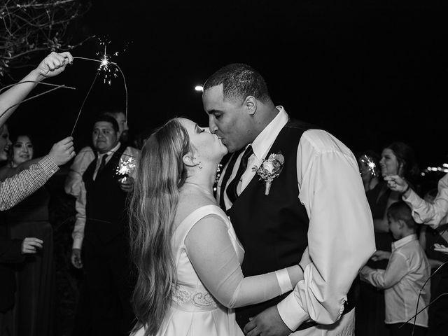 Jonathyn and Kelsey's Wedding in Houston, Texas 93
