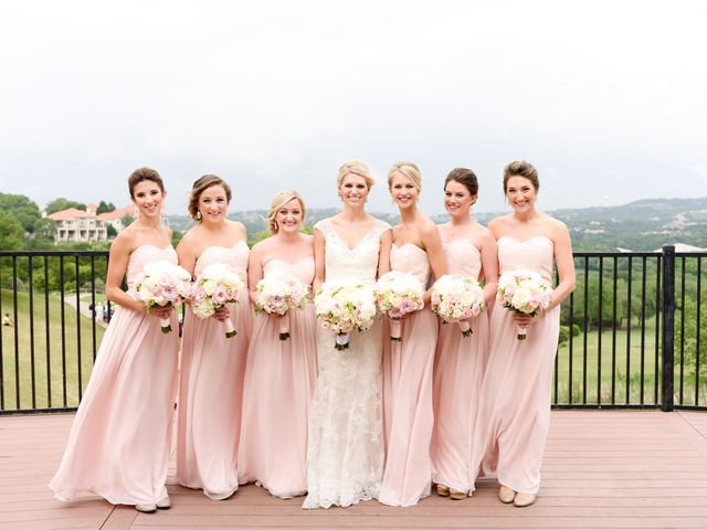 Mallory and Scott's Wedding in Austin, Texas 4