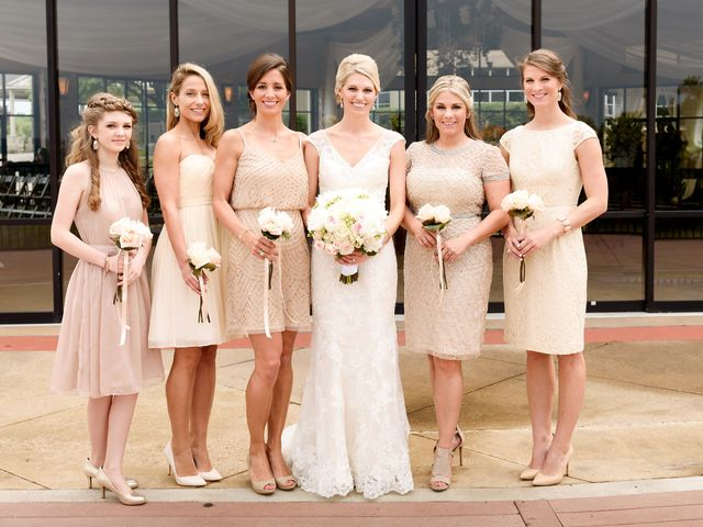 Mallory and Scott's Wedding in Austin, Texas 6