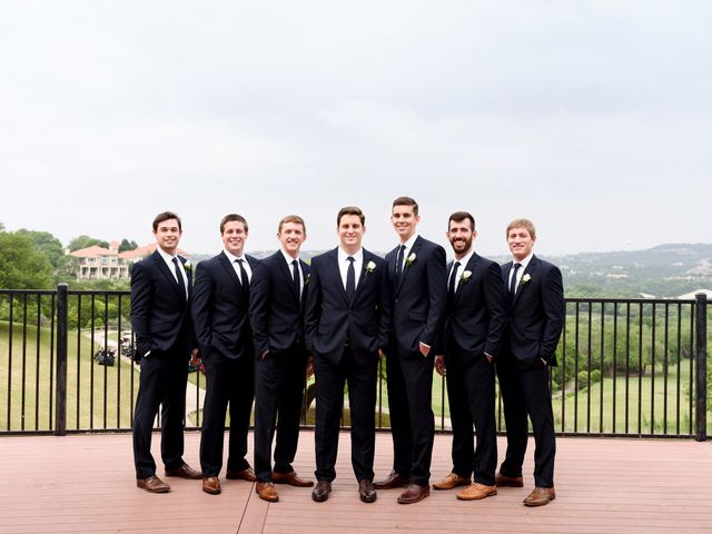 Mallory and Scott's Wedding in Austin, Texas 7