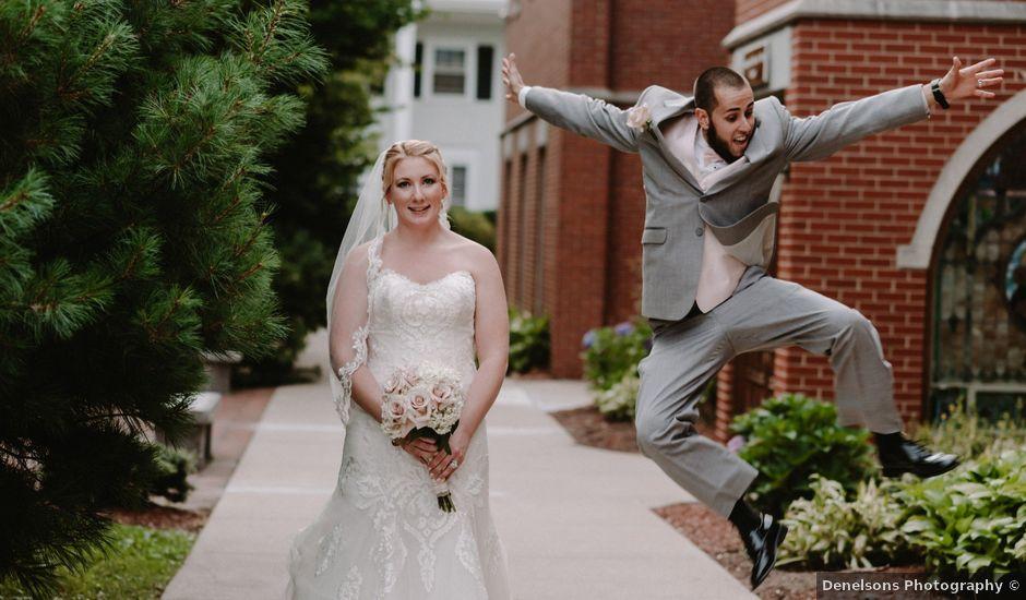 Anna and Vinny's Wedding in Haverhill, Massachusetts