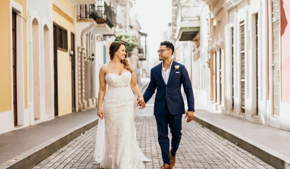Jonathan and Amanda's Wedding in San Juan, Puerto Rico