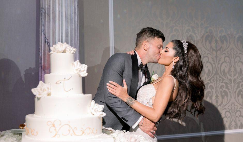 Athanasios  and Dana 's Wedding in Old Bridge, New Jersey