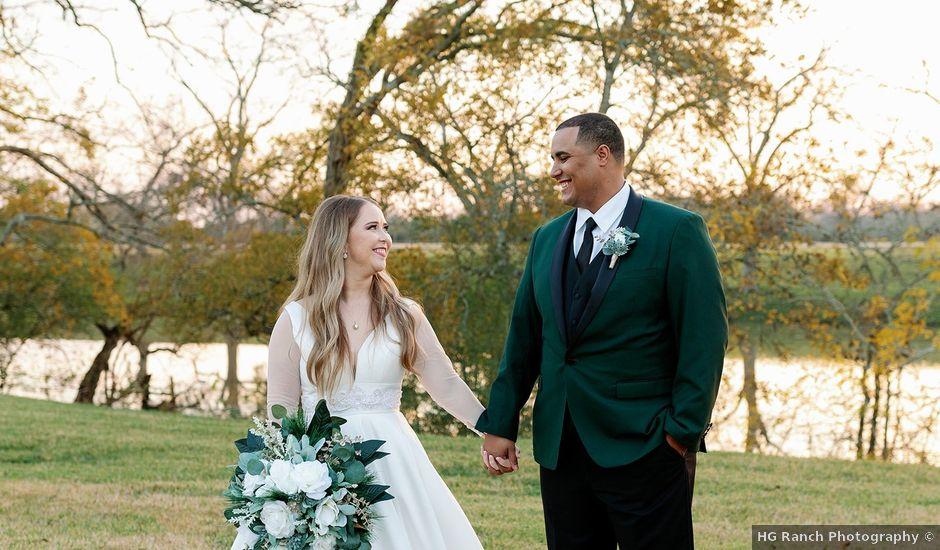 Jonathyn and Kelsey's Wedding in Houston, Texas