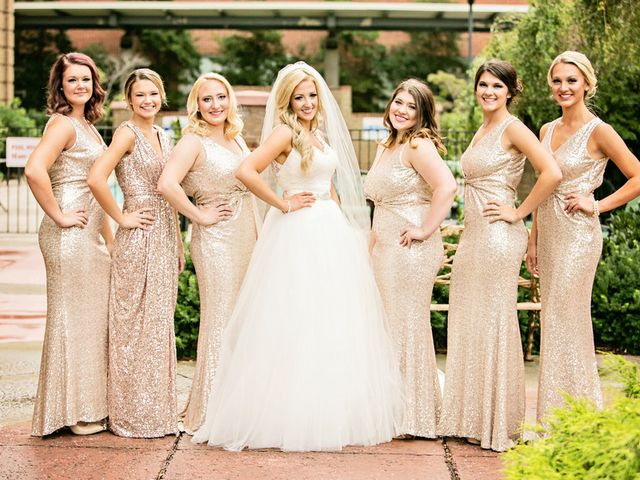 Alex and John's Wedding in Johnson City, Tennessee 7
