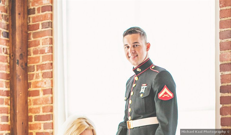 Alex and John's Wedding in Johnson City, Tennessee
