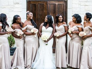 The wedding of Shanelle and Robert 3