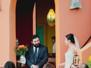 The wedding of Lorena and Rune 2