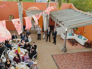 The wedding of Lorena and Rune 3