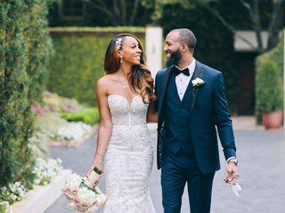 The wedding of Marcus and Rachel