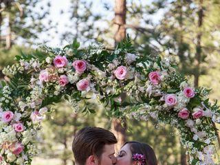 The wedding of Matt and Jamie 1
