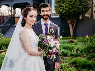 The wedding of Katherine and Quincy