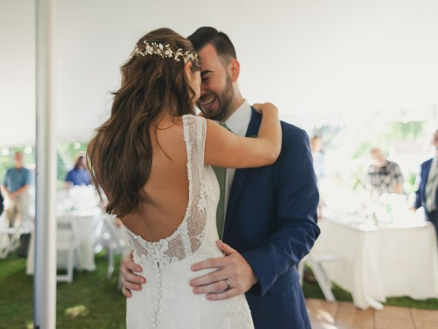 Sean and Casey's Wedding in Johnstown, New York 5