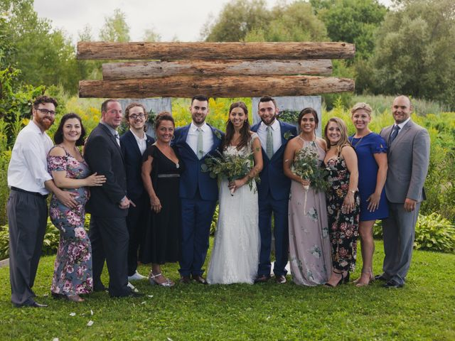 Sean and Casey's Wedding in Johnstown, New York 11