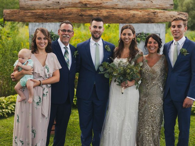 Sean and Casey's Wedding in Johnstown, New York 12