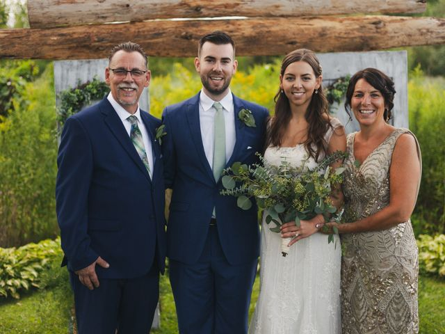 Sean and Casey's Wedding in Johnstown, New York 13