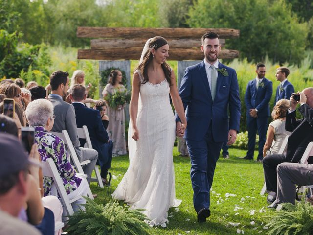 Sean and Casey's Wedding in Johnstown, New York 20