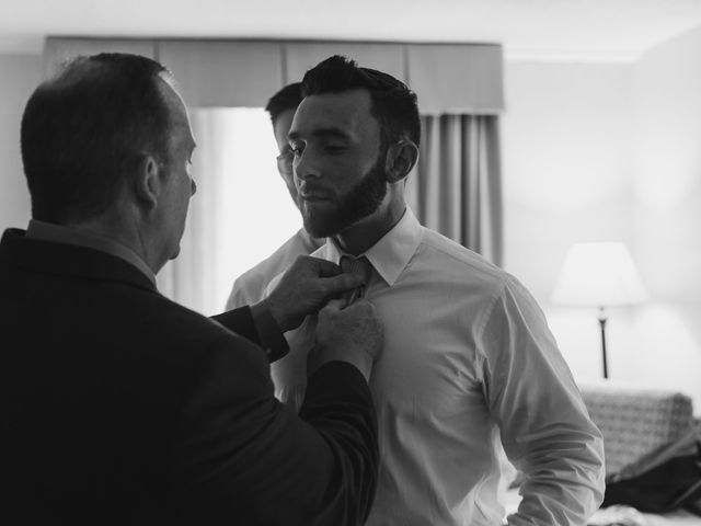 Sean and Casey's Wedding in Johnstown, New York 36
