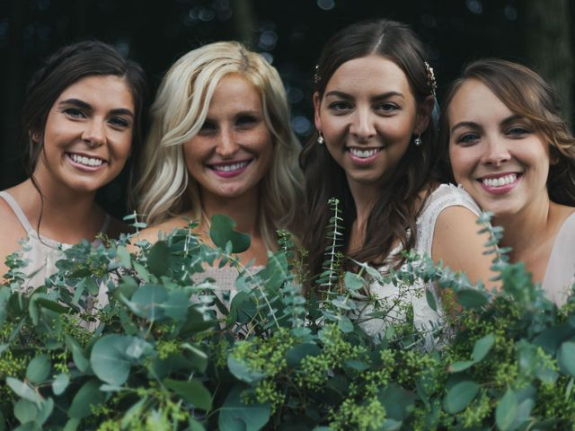 Sean and Casey's Wedding in Johnstown, New York 37
