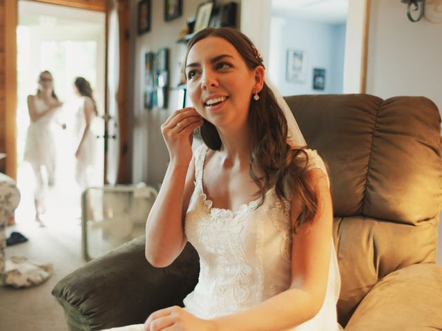 Sean and Casey's Wedding in Johnstown, New York 39