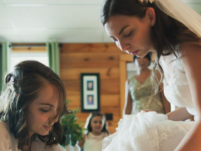 Sean and Casey's Wedding in Johnstown, New York 40