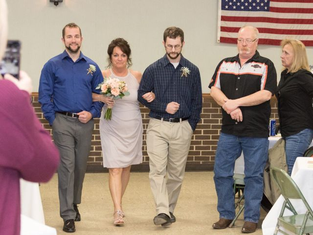 Kevin and Peggy's Wedding in Spring Grove, Pennsylvania 13
