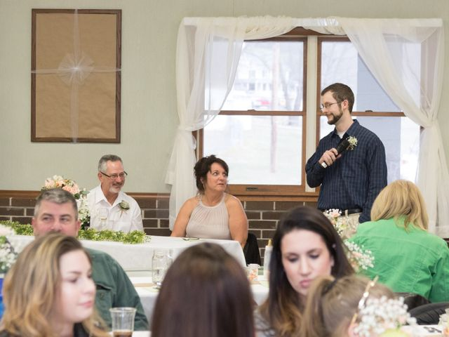 Kevin and Peggy's Wedding in Spring Grove, Pennsylvania 15