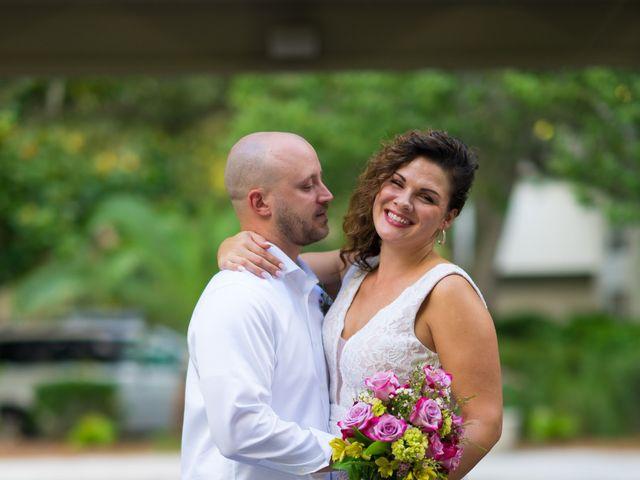 The wedding of Jack and Ashley