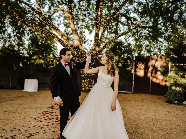 The wedding of Katy and Gio