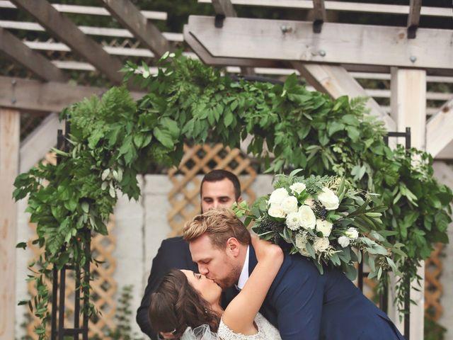 Brett and Sarah's Wedding in Milwaukee, Wisconsin 4