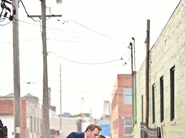 Brett and Sarah's Wedding in Milwaukee, Wisconsin 5