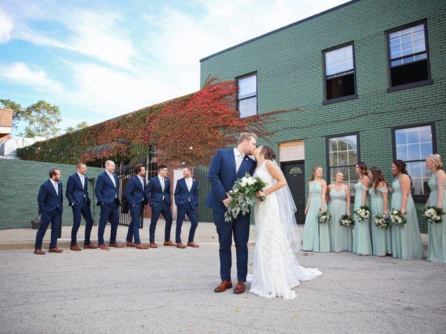 Brett and Sarah's Wedding in Milwaukee, Wisconsin 11
