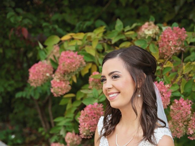Brett and Sarah's Wedding in Milwaukee, Wisconsin 17