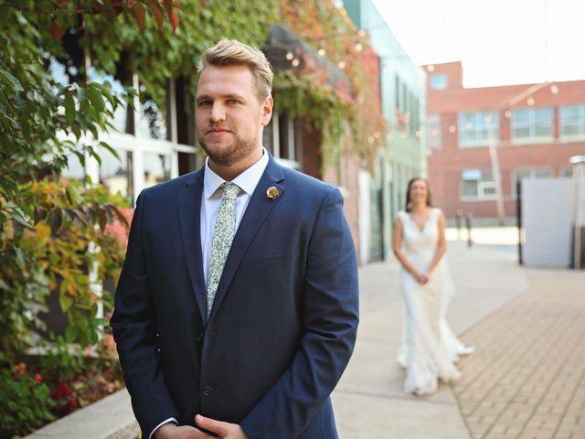 Brett and Sarah's Wedding in Milwaukee, Wisconsin 18