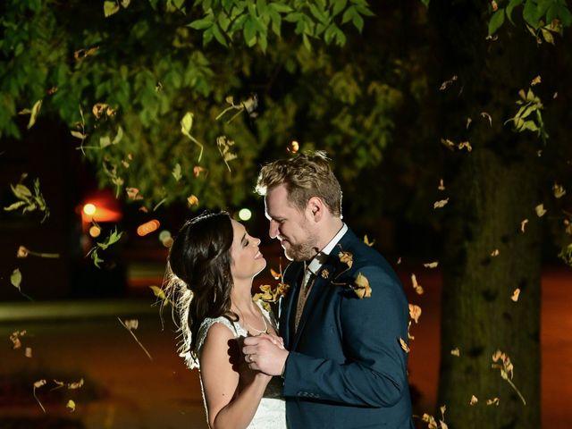 Brett and Sarah's Wedding in Milwaukee, Wisconsin 22