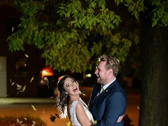 Brett and Sarah's Wedding in Milwaukee, Wisconsin 24