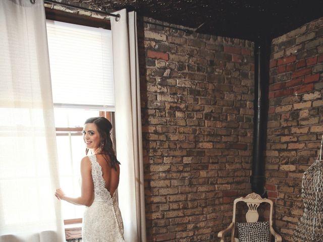 Brett and Sarah's Wedding in Milwaukee, Wisconsin 29