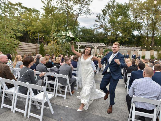 Brett and Sarah's Wedding in Milwaukee, Wisconsin 30