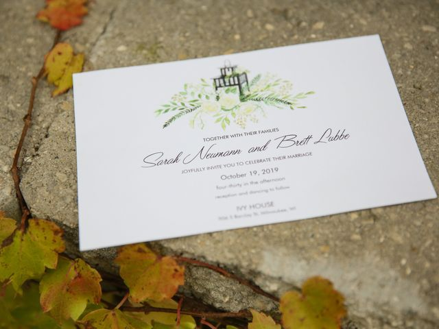Brett and Sarah's Wedding in Milwaukee, Wisconsin 34