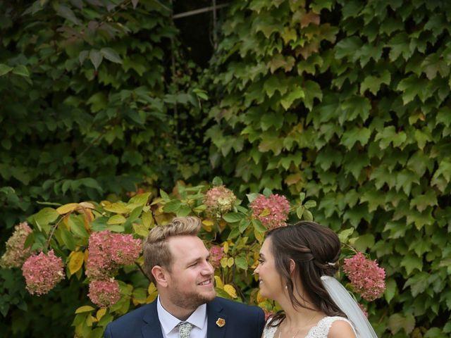 Brett and Sarah's Wedding in Milwaukee, Wisconsin 42