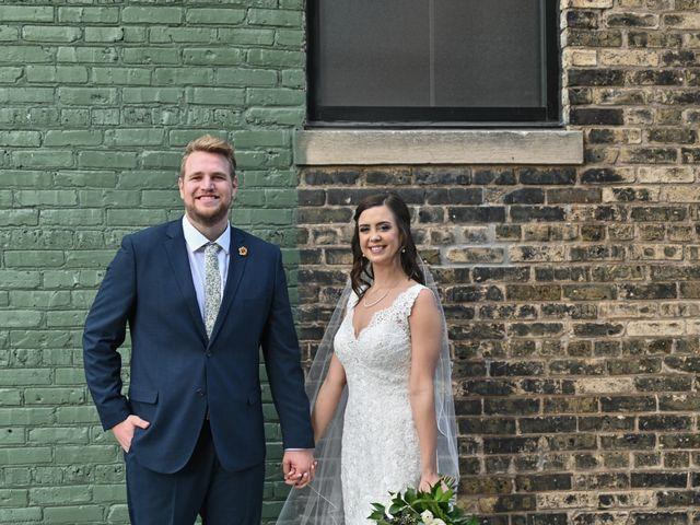 Brett and Sarah's Wedding in Milwaukee, Wisconsin 47