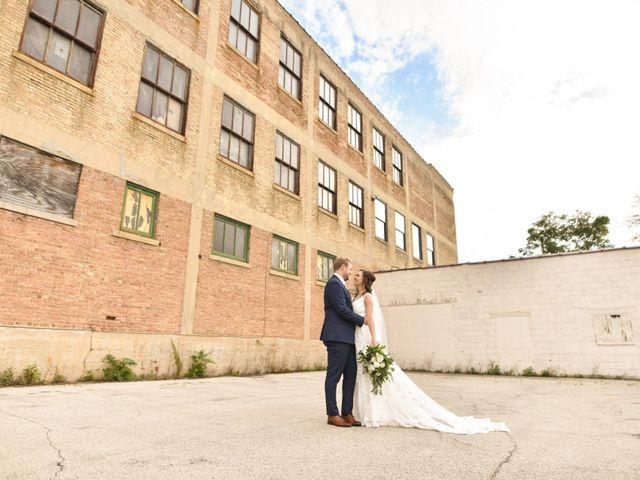 Brett and Sarah's Wedding in Milwaukee, Wisconsin 48