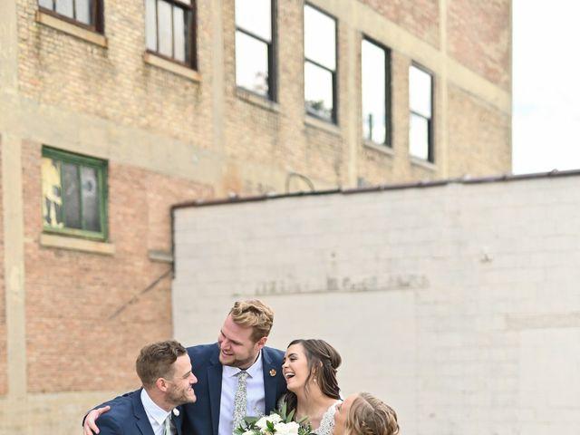 Brett and Sarah's Wedding in Milwaukee, Wisconsin 49