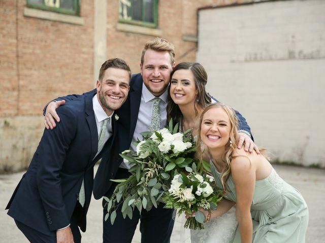 Brett and Sarah's Wedding in Milwaukee, Wisconsin 50
