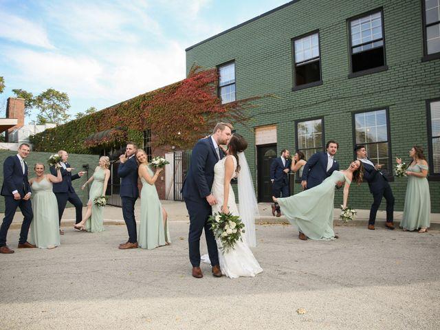 Brett and Sarah's Wedding in Milwaukee, Wisconsin 59
