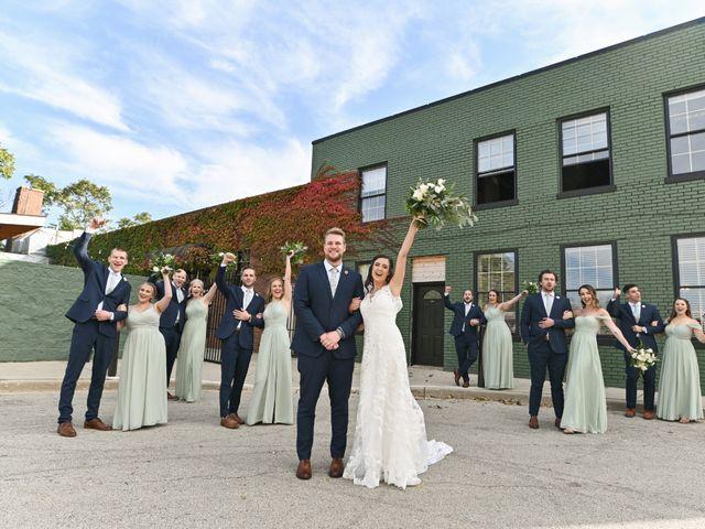 Brett and Sarah's Wedding in Milwaukee, Wisconsin 60