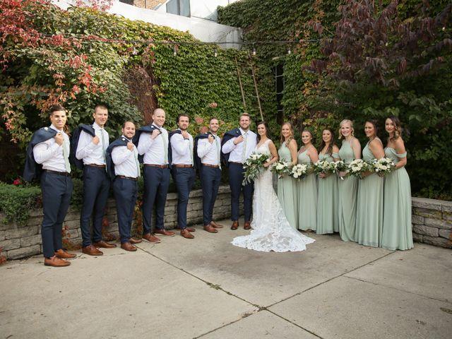 Brett and Sarah's Wedding in Milwaukee, Wisconsin 61